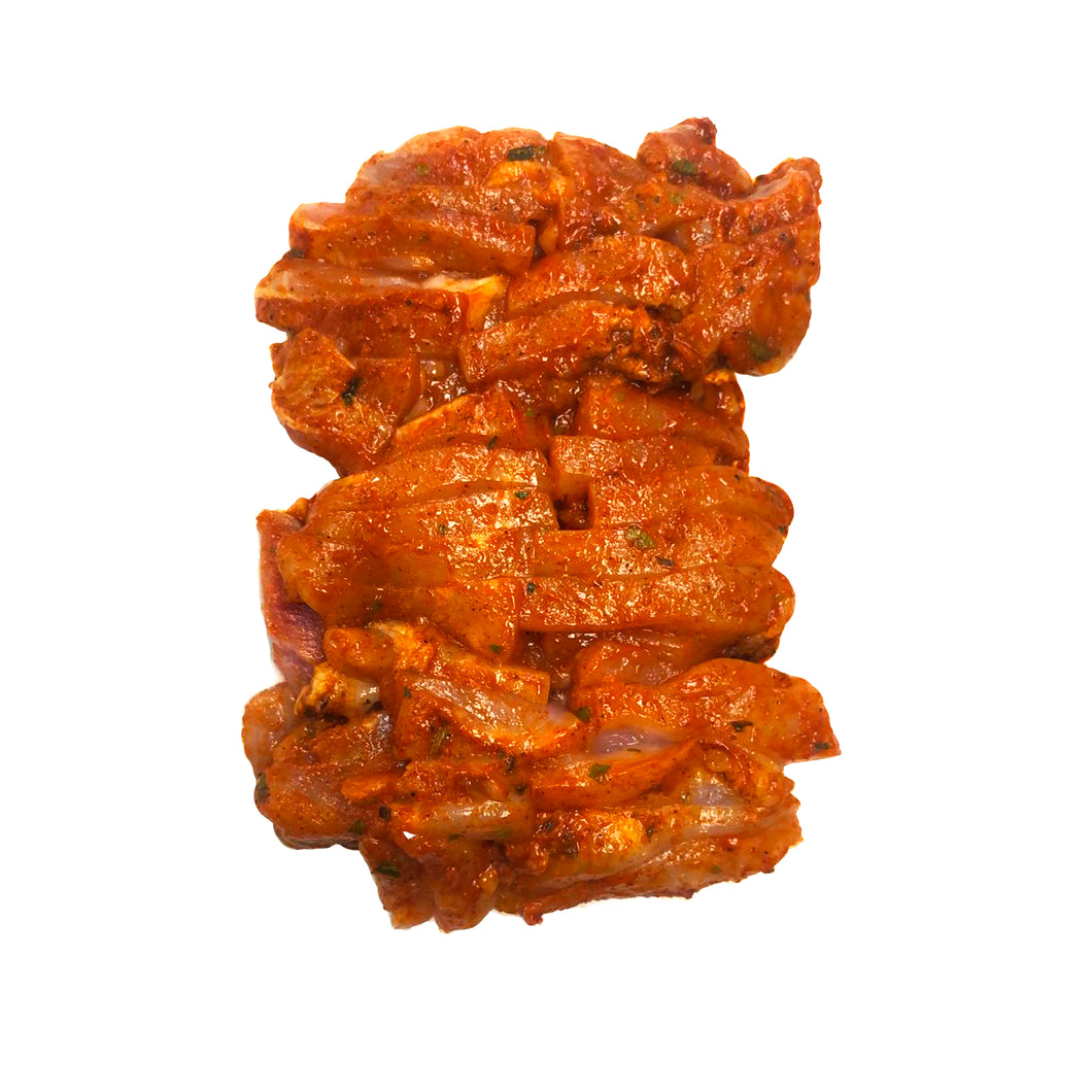 1kg Tikka Thigh Fillet Sliced