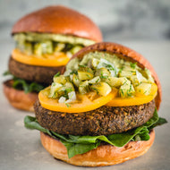8pcs Spinach & Kale Burger
