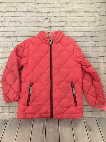 Toddler Coat. 5T. Hanna Anderson