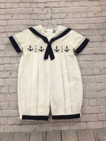 Infant Romper. 12 months. Carriage Boutiques