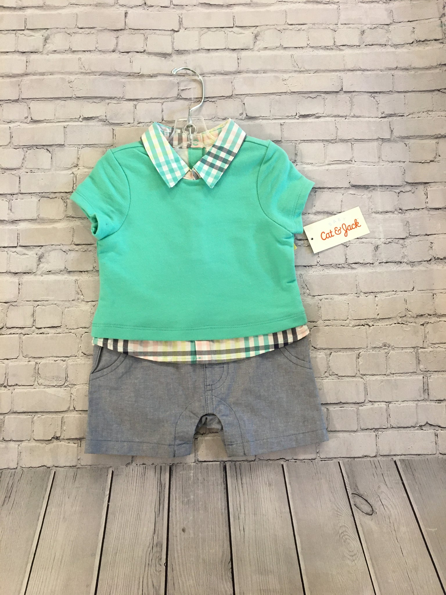 Infant Outfit. 3-6 Months. Cat and Jack