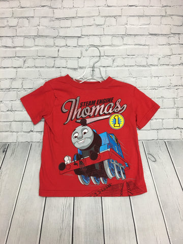 Toddler Short Sleeve. 3T. Thomas & Friends
