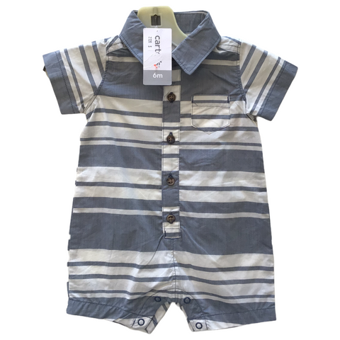 Infant Romper. 6 months. Carter's. New with Tags