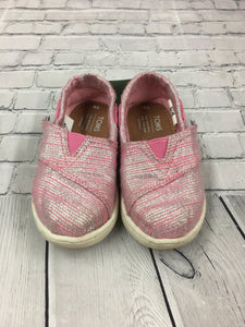 Toddler Shoes. Size 6. Toms