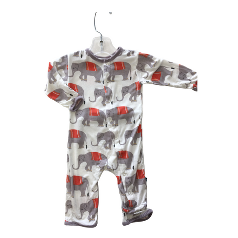 Infant Pajamas. 3-6 Months. Kickee Pants