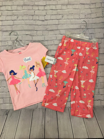 Toddler Pajamas. 2T. Carter's. New with Tags