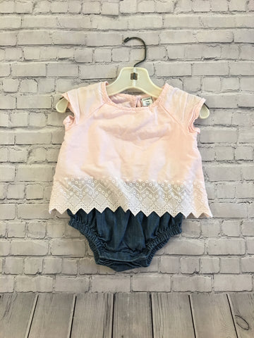 Infant Romper. 3-6 months. Old Navy