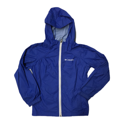 Youth Rain Jacket. 6-6X. Columbia