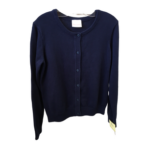 Youth Long Sleeve Cardigan. 12. Hanna Andersson