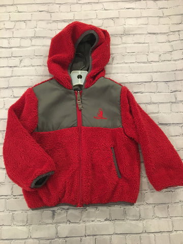 Toddler Jacket. 2T. Rugged Bear