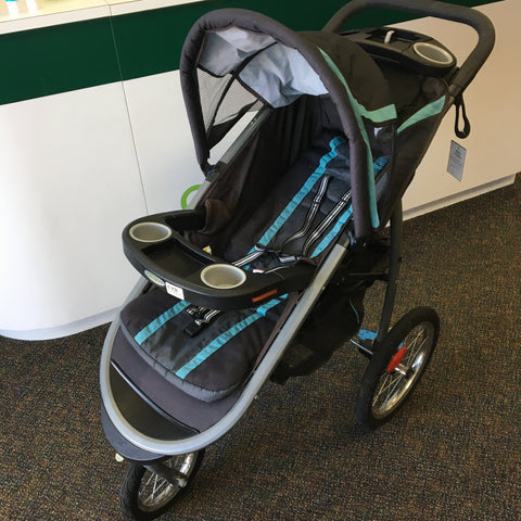 Graco Fast Action Jogger, Click Connect Stroller