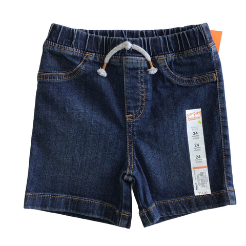 Infant Shorts. 24 months. Jumping Beans. NWT