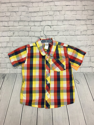 Toddler Short Sleeve. 3T.