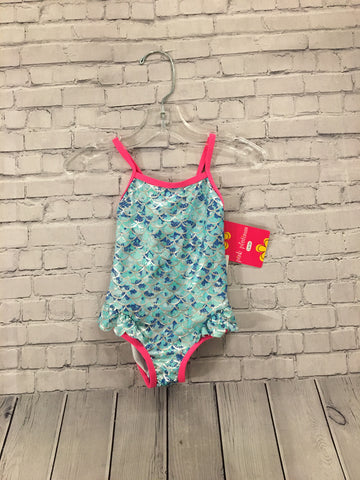 Toddler Swim. 2T. Pink Platinum. New with Tags