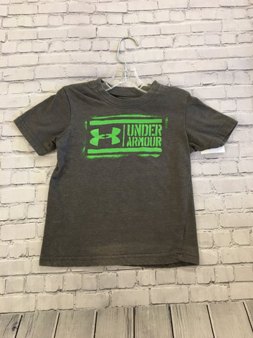 Toddler Short Sleeve. 3T. Under Armour
