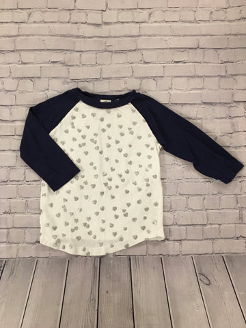 Toddler Long Sleeve. 3T. Crewcuts
