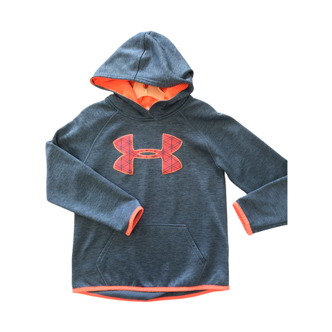 Youth Long Sleeve Hoodie. 7. Under Armour