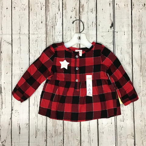 Infant Long Sleeve. 12 Months. Jumping Beans