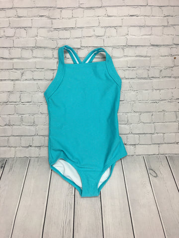 Toddler Swim Bathing Suit. 4T. Hanna Andersson (100).  New with Tags