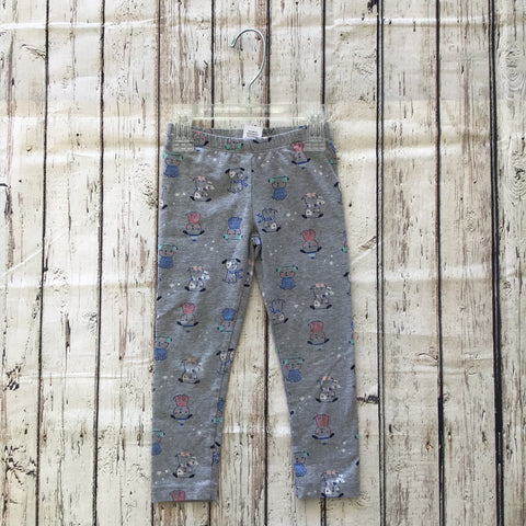 Toddler Leggings. 3T. Gymboree