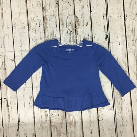 Infant Long Sleeve. 24 Months. OshKosh B'gosh
