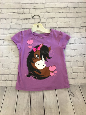 Toddler Short Sleeve. 4T. The Children's Place