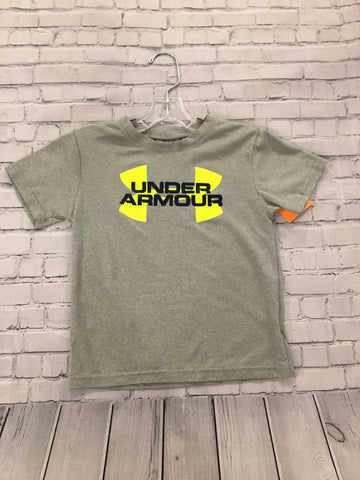 Toddler Short Sleeve. 4T. Under Armour