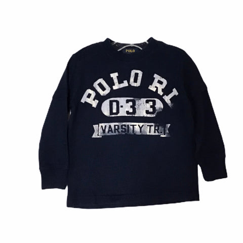 Toddler Long Sleeve. 2T. Polo Ralph Lauren
