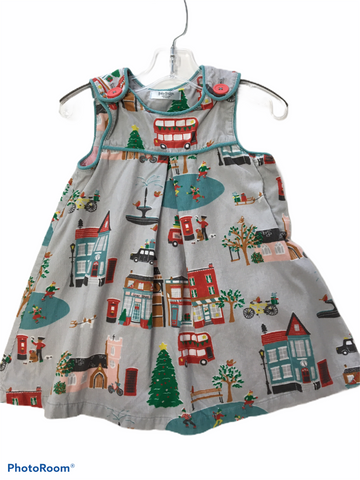 Infant Dress. 12-18 months. Mini Boden