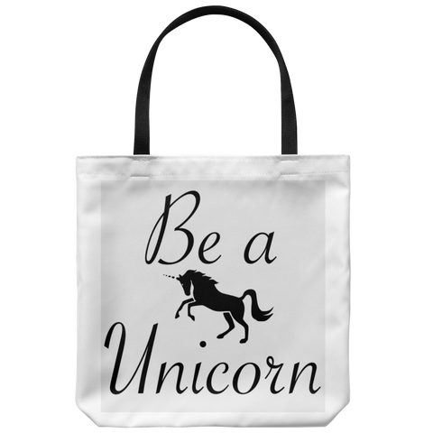 Be a Unicorn Totebag