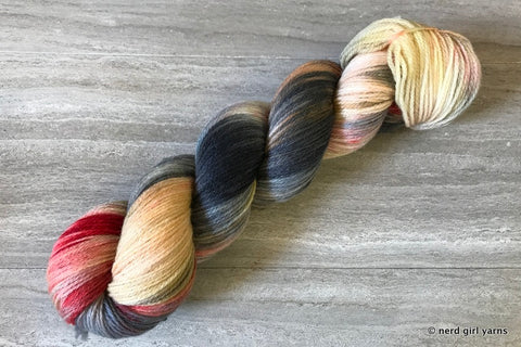 Luci - Grace Sock - In Stock