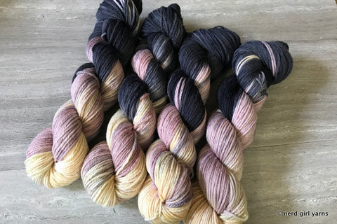 Nostalgia - Tesseract Worsted - In Stock