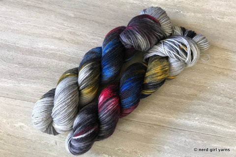 Trying to Be Enigmatic - Grace DK - In Stock
