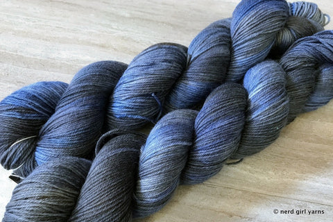 SW Merino Fingering Special Base/Color Run - In Stock