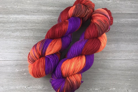 It's Fine, Everything is Fine - Mutiny 150g Shawl Skein In Stock