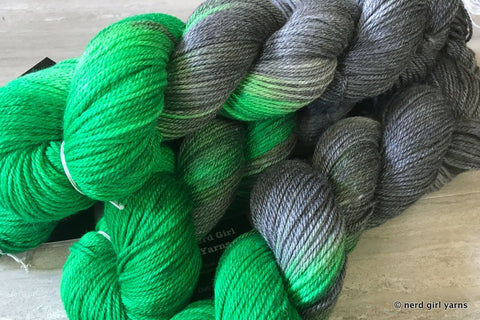 Silky SW Merino DK Special Base/Color Run - In Stock