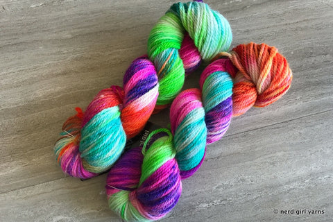 Squad Goals - Canon Worsted Spun - In Stock