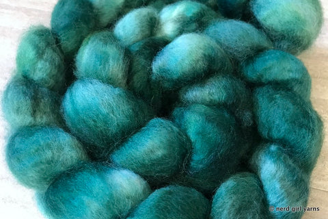 Great Ambition - 100% SW BFL Combed Top In Stock