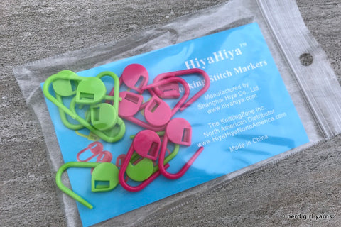 HiyaHiya Locking Stitch Markers