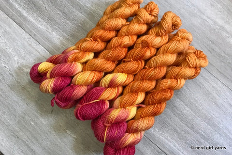Charmander - Mini Skeins à la carte