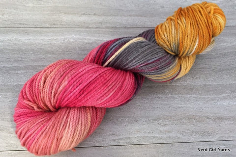 Hook & Ladder - Progression Worsted - In Stock
