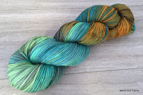 Let's Pop Some Balloons - Progression Worsted - In Stock