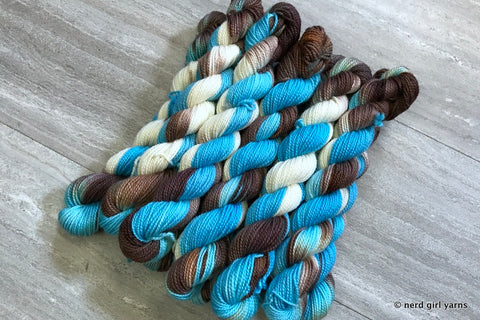Squirtle - Mini Skeins à la carte