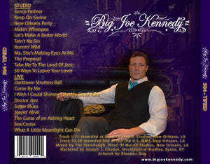 Big Joe Kennedy — 504-Tified
