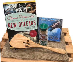 Classic Restaurants of New Orleans Deluxe Gift Set