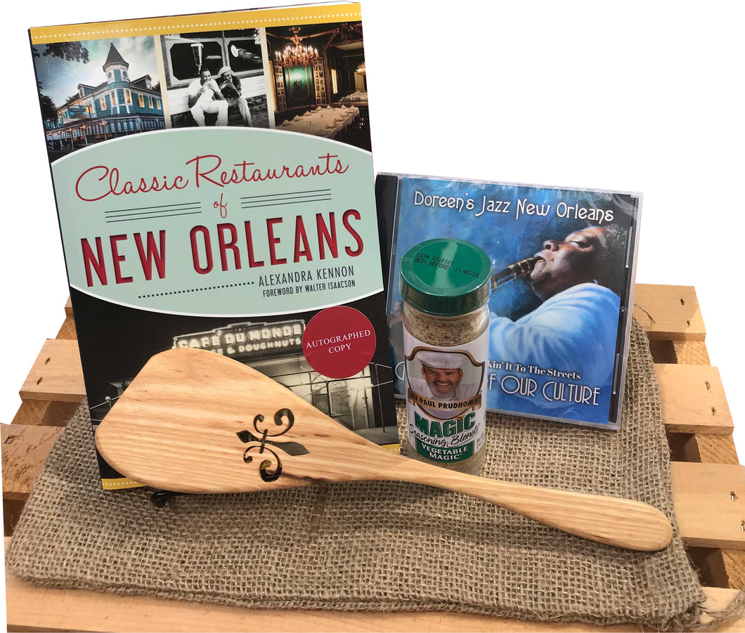 Classic Restaurants of New Orleans DELUXE PACK