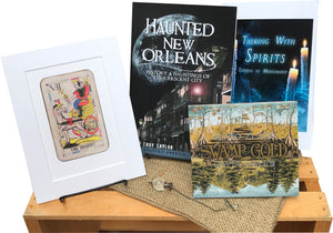 Ghost Tour From Home! Haunted Gift Set