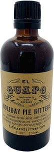 El Guapo Holiday Pie Bitters