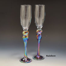 Load image into Gallery viewer, Rosetree Blown Glass Stemware