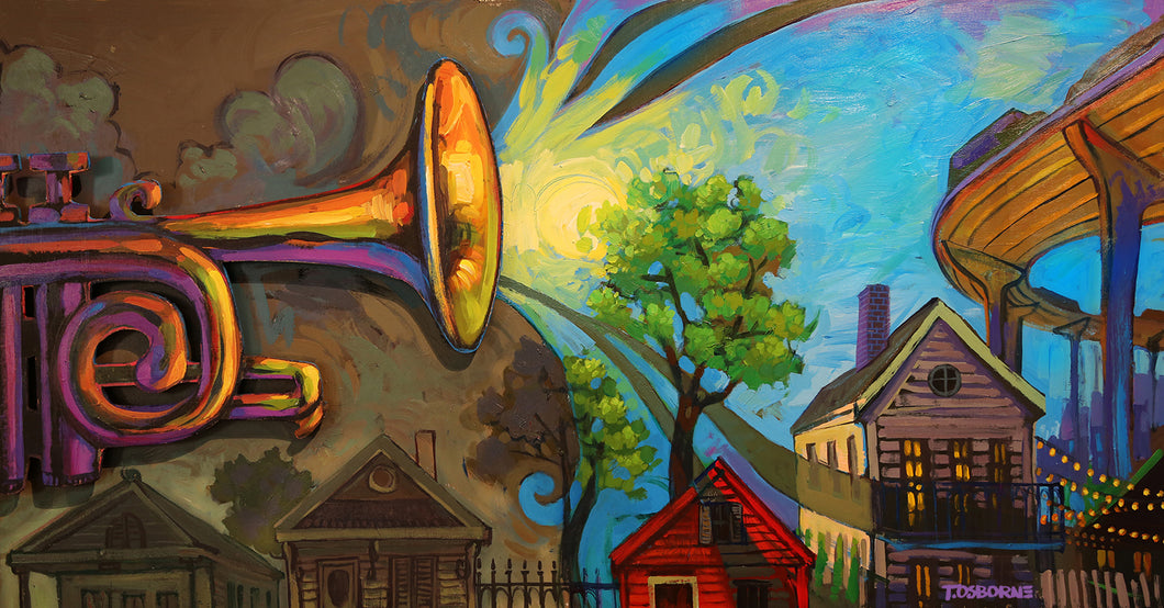 Terrance Osborne: Speak Nola